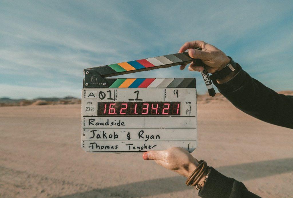 movie, director, clap